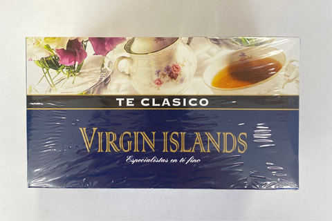 Virgin Islands Té Clasico
