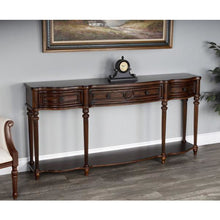 Load image into Gallery viewer, Butler Peyton Plantation Cherry Console Table 3028024