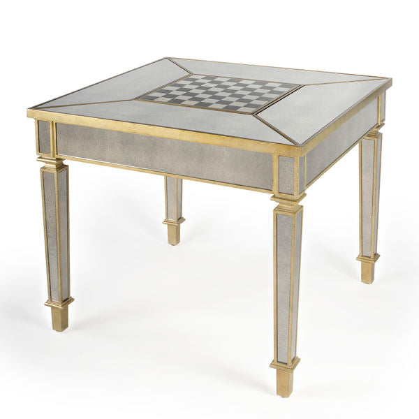 Butler Celeste Mirrored Game Table 3766146