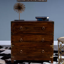 Load image into Gallery viewer, Butler Specialty Company Forster Brown Campaign Chest 9337354