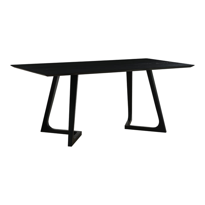 Moe's Home Collection Godenza Dining Table Black CB-1004-02