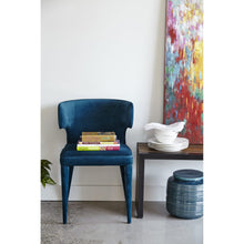 Load image into Gallery viewer, Moes Home Collection Jennaya Dining Chair Blue EH-1103-36