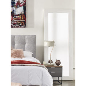 Moe's Home Collection Moes Kensington Mirror Large ER-1145-18 White