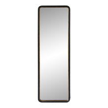 Load image into Gallery viewer, Moe's Home Collection Sax Tall Mirror KK-1005-02 black