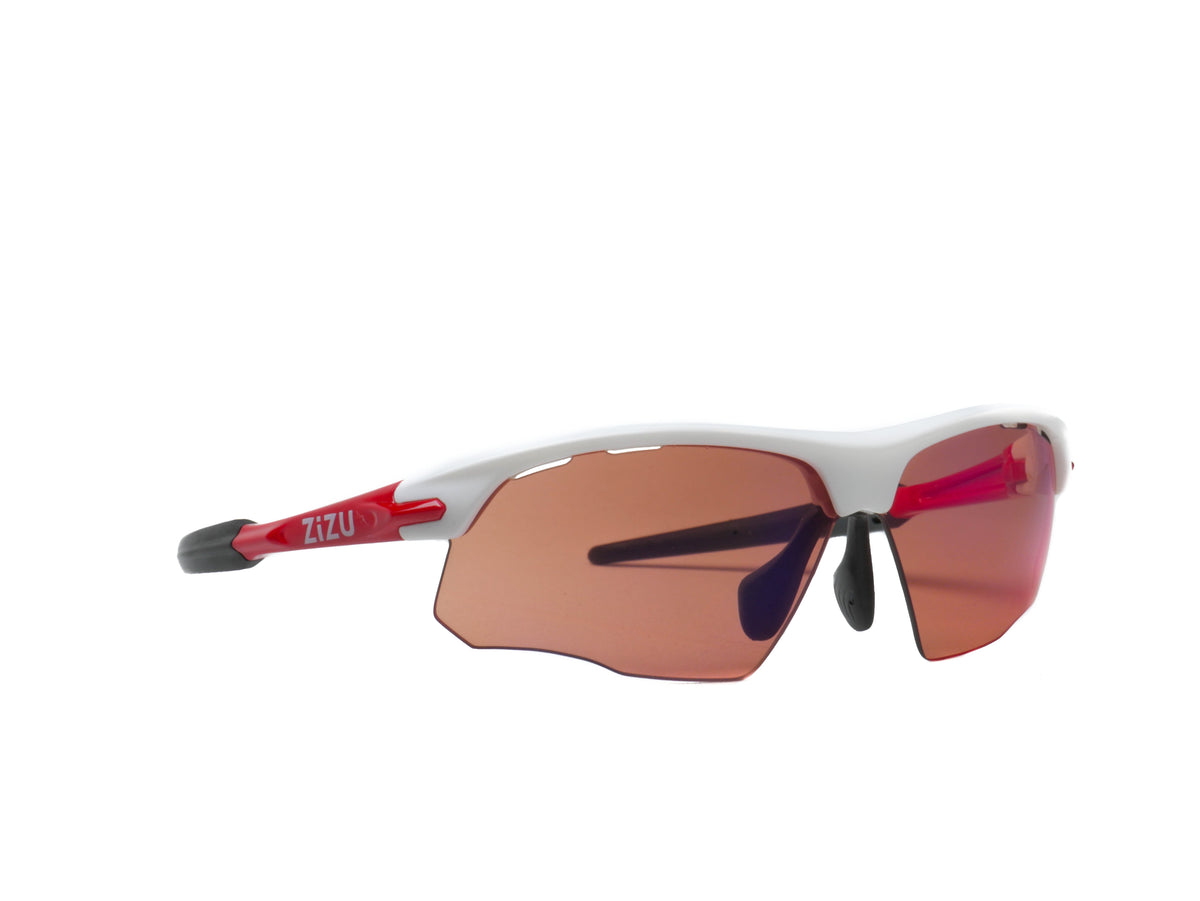 NZ2 SMALL FRAME - White Red - National Team Edition