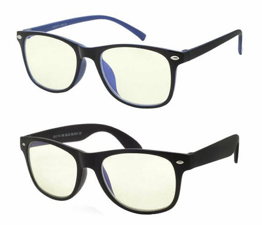 Blue Light Glasses For Adults & Kids (2 Pack Glasses Combo)