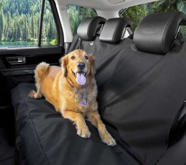 Dog Seat Cover Scratch Proof For Rear Back Seat