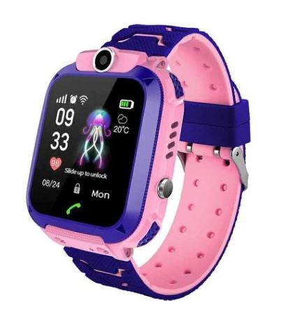 Kids Security Anti-Lost GPS Smartwatch