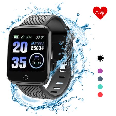 Fitness Smartwatch for Android & iPhone