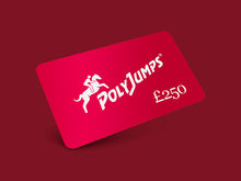 Load image into Gallery viewer, PolyJumps £250 Gift Card
