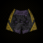 Load image into Gallery viewer, Los Angeles Bandana Men's Athletic Long Shorts