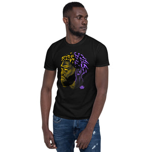 AD Charcoal Short-Sleeve Unisex T-Shirt