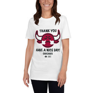 Thank You Chicago Short-Sleeve T-Shirt