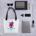 Load image into Gallery viewer, Thank You Miami Tote Bag