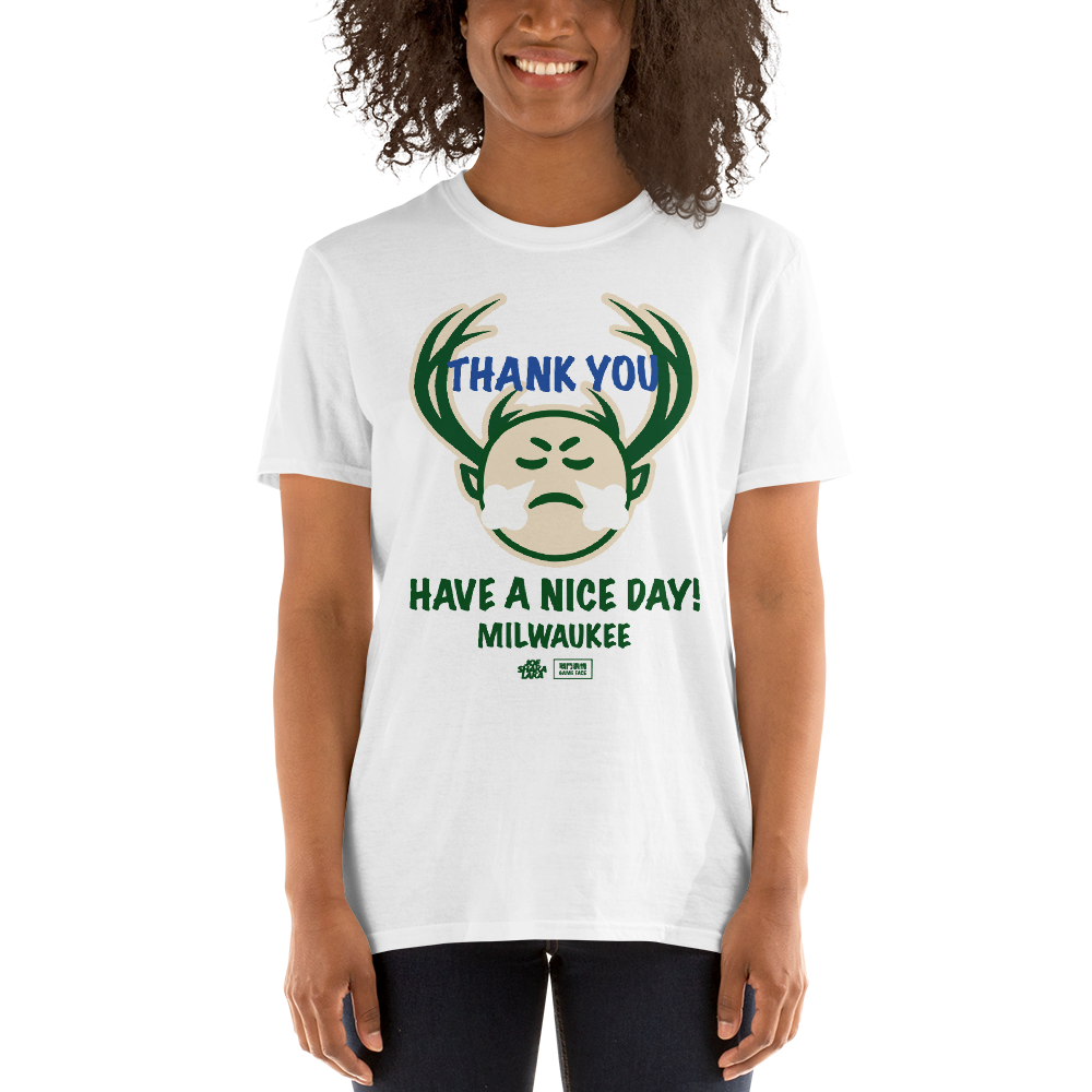 Thank You Milwaukee Short-Sleeve T-Shirt