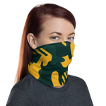 Load image into Gallery viewer, Green Bay Camouflage Neck Gaiter