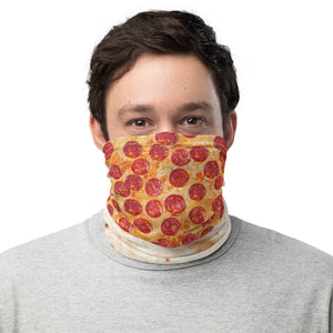 Pizza and Tortilla 2 Way Neck Gaiter