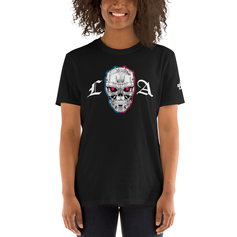 Los Angeles Machine Short-Sleeve T-Shirt