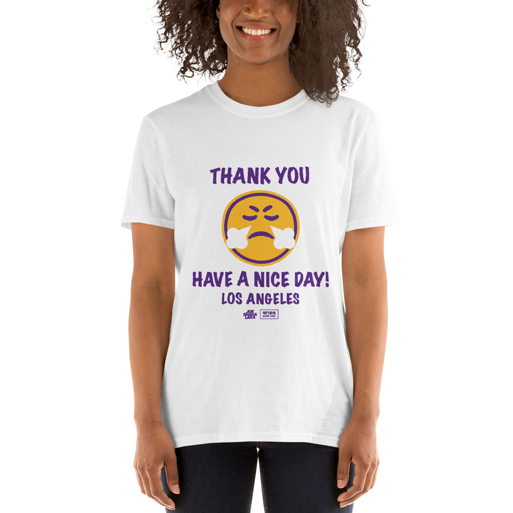 Thank You Los Angeles Short-Sleeve T-Shirt