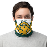 Load image into Gallery viewer, Green Bay Cheese Beard Neck Gaiter