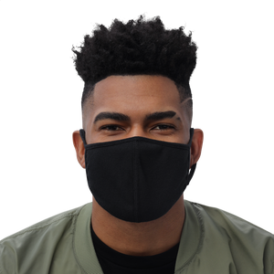 Dual Layer Face Mask - Unisex (3-Pack)