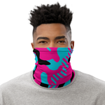 Load image into Gallery viewer, Miami Camouflage Neck Gaiter