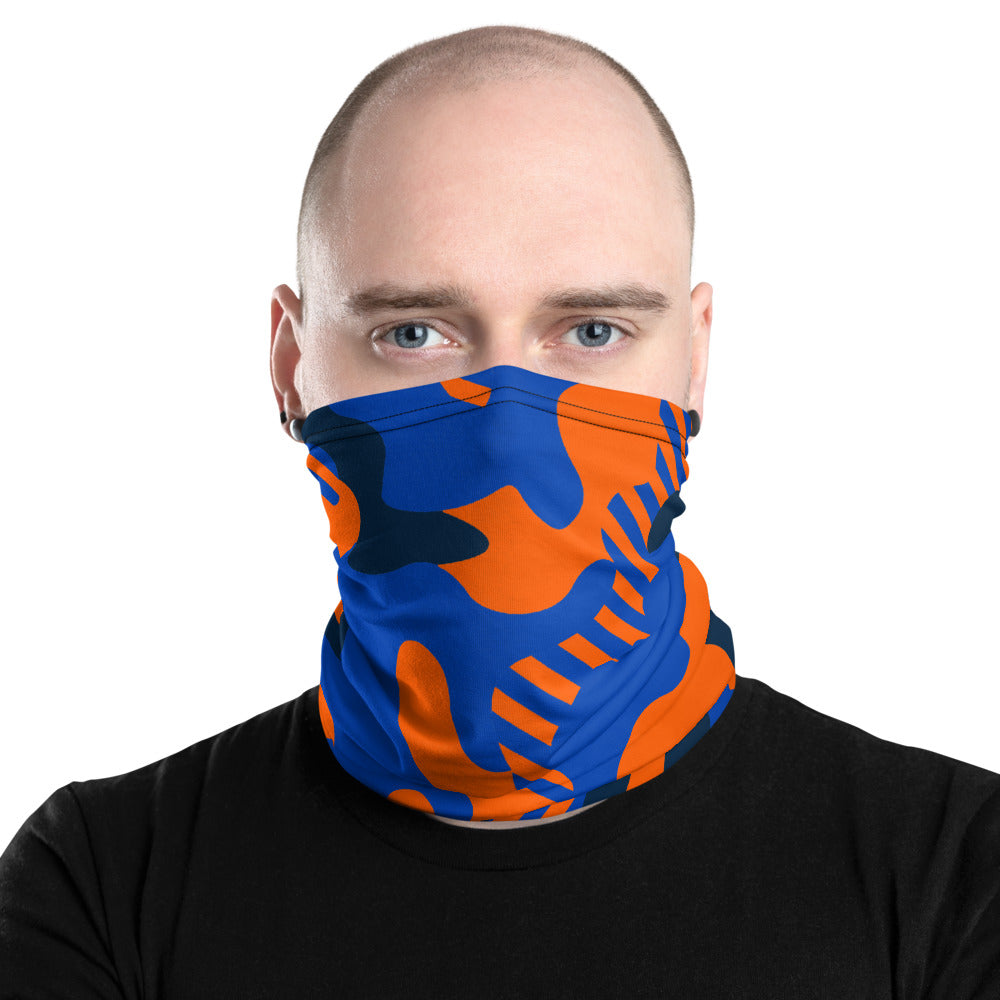 New York Camouflage Neck Gaiter