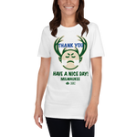 Load image into Gallery viewer, Thank You Milwaukee Short-Sleeve T-Shirt
