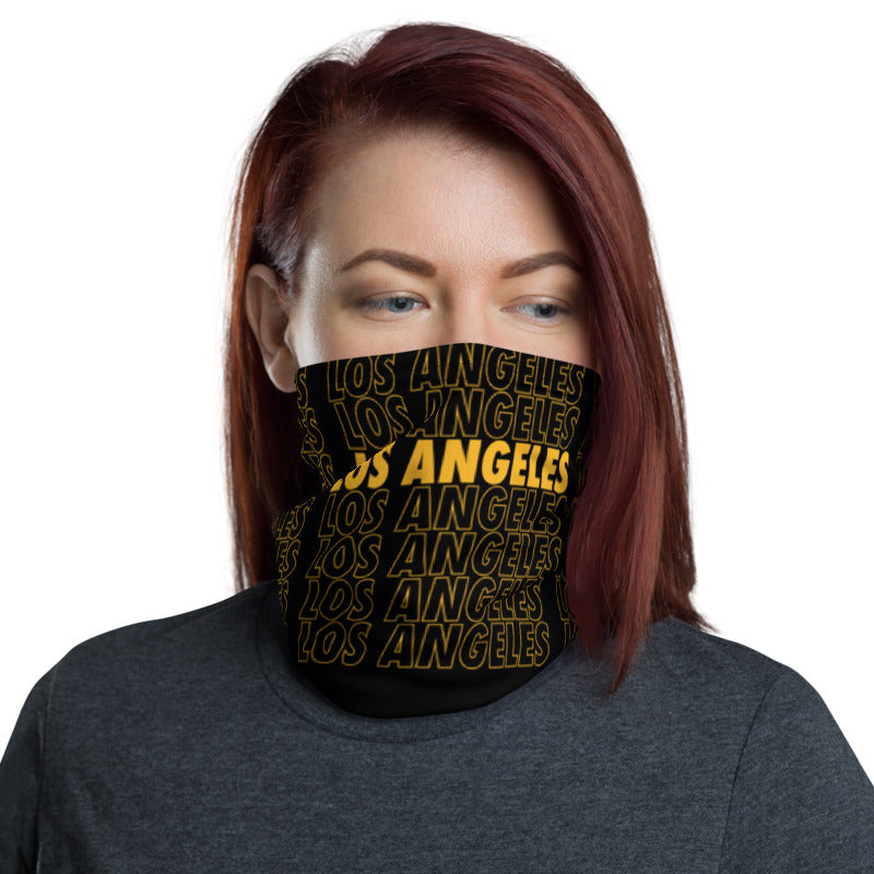 Thank You Los Angeles Neck Gaiter