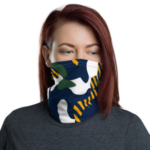 Salt Lake City Camouflage Neck Gaiter