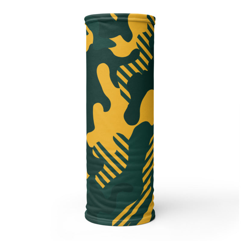 Green Bay Camouflage Neck Gaiter