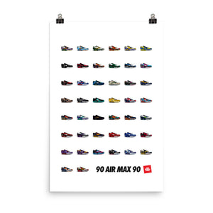 90AM90 All NBA Poster