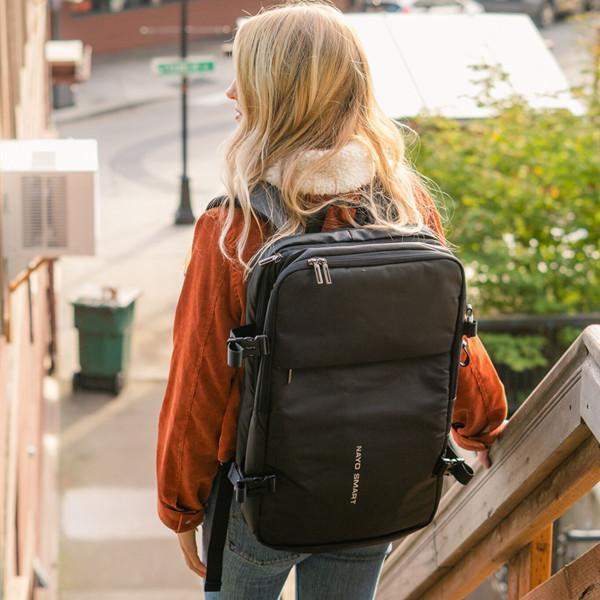 Nayo EXPandable Backpack for travel