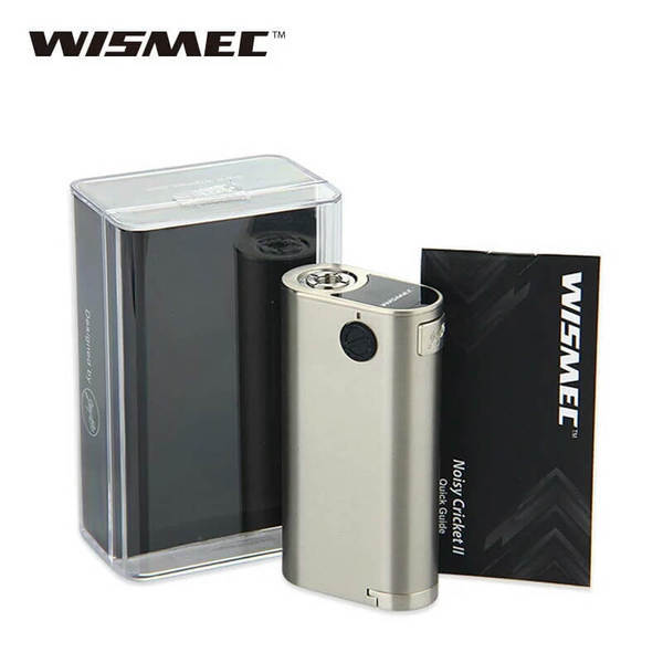 Wismec Noisy Cricket 2-25 Box Mod - VapeNationpk