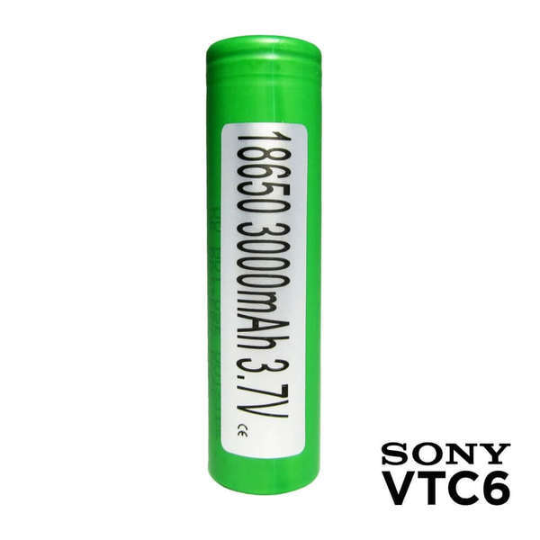 Sony VTC6 18650 Battery 1 piece - VapeNationpk