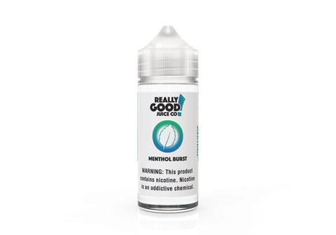 Menthol Burst by Really Good Juice Co