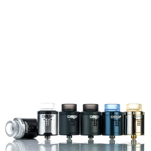 DIGIFLAVOR X THE VAPOR CHRONICLES DROP 24MM RDA - VapeNation.pk Vape Pakistan