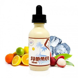 Flip Flop Lychee - Summer holidays by Dinner Lady - 60ml - VapeNation.pk Vape Pakistan