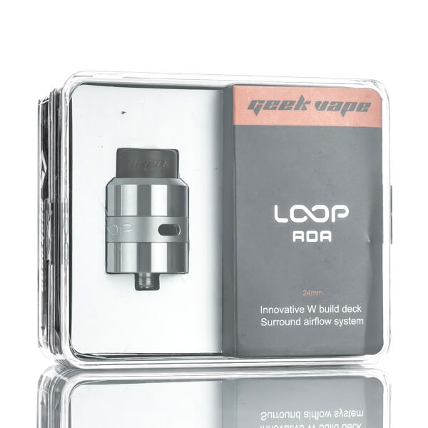 GEEKVAPE LOOP BOTTOM AIRFLOW BF RDA - VapeNation.pk Vape Pakistan