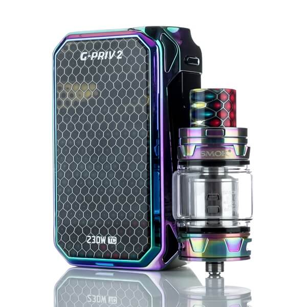 SMOK G PRIV 2 230W LUXE EDITION AND TFV12 PRINCE FULL KIT - VapeNationpk