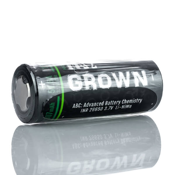 HOHM TECH HOHM GROWN 26650 4307 MAH 32.3A BATTERY - VapeNation.pk Vape Pakistan