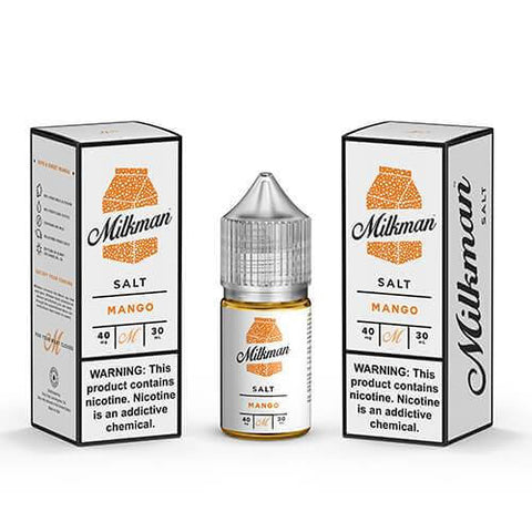 THE MILKMAN SALT - THE MANGO SALT - 30ML - VapeNationpk