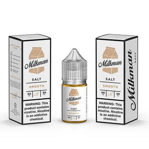 THE MILKMAN SALT - THE SMOOTH SALT - 30ML - VapeNationpk