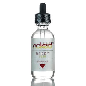 NAKED 100 CREAM - BERRY LUSH - 60ML - VapeNation.pk Vape Pakistan