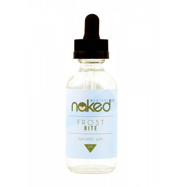 NAKED 100 - FROST BITE - 60ML - VapeNation.pk Vape Pakistan