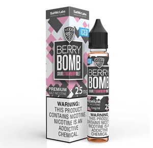 VGOD SALTNIC EJUICE -  ICED BERRY BOMB - 30ML - VapeNationpk