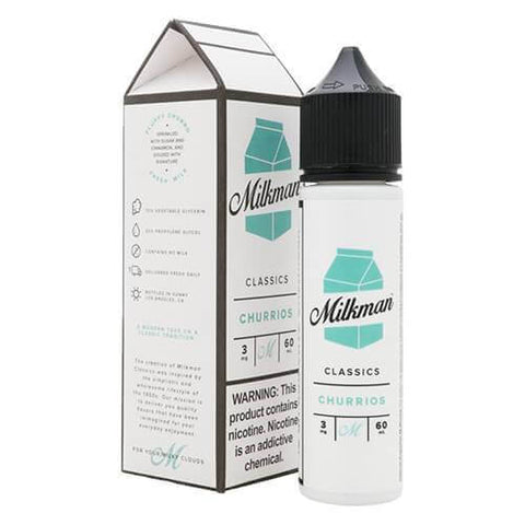THE MILKMAN ELIQUIDS - CHURRIOS - 60ML - VapeNationpk