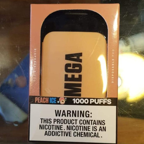 MEGA DISPOSABLE VAPE DEVICE