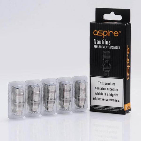 Atomizer Head for Aspire Nautilus/Nautilus 2/Nautilus mini  VapeNation.pk Vape Pakistan