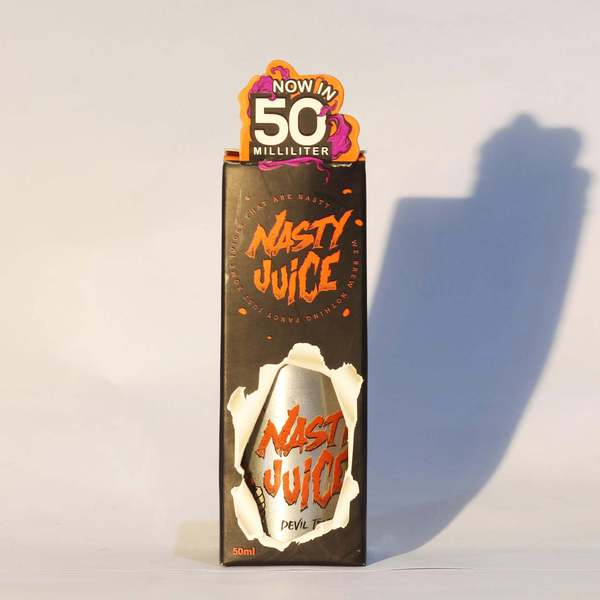 Nasty juice Eliquid Devil Teeth 60ml - VapeNation.pk Vape Pakistan